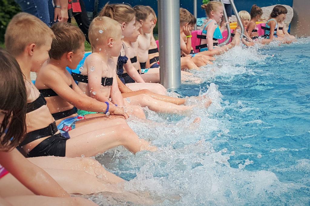 Sicherheits Show (Schwimmsicherheit) Blue Circus