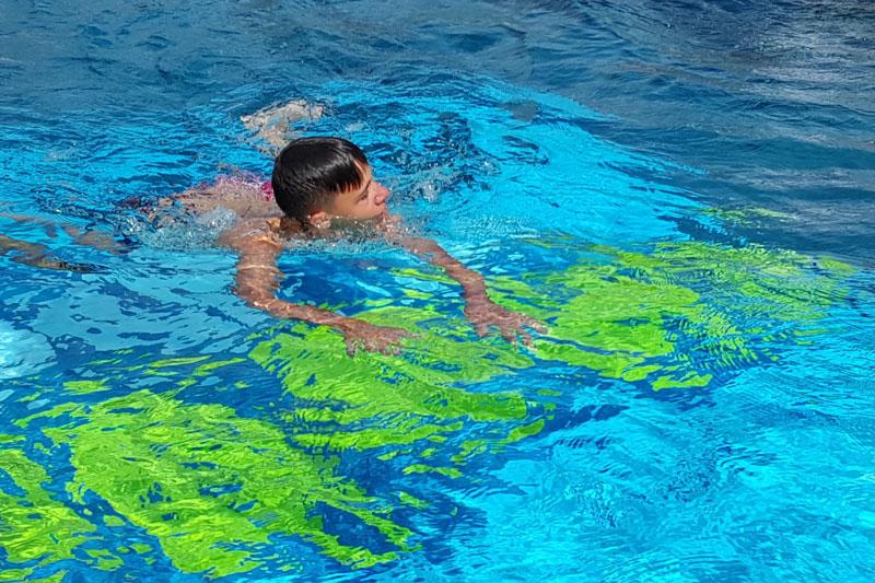 Challenge Blue – Spaß im Wasser